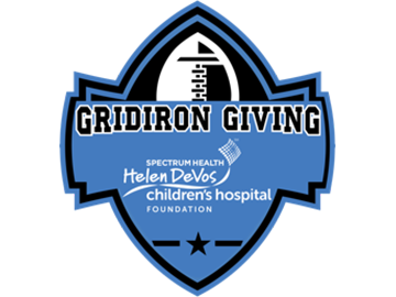 Get in the game with Gridiron Giving!